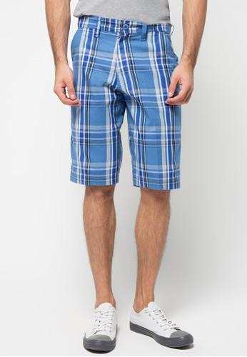 Malibu blue Bermuda Short Pants MA962AA14ZWVID_1