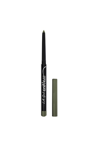 L.A Girl green LA GIRL Endless Auto Eyeliner 310 Olive A4BF6BEE6E183CGS_1