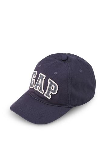 GAP navy Arch Logo Hat 6C2BAKC50DCE5DGS_1