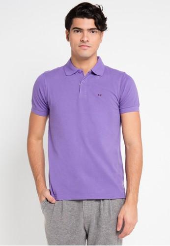 Hassenda purple Short Sleeve HA130AA0VPF3ID_1