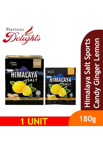 Prestigio Delights Himalaya Salt Sports Candy Ginger Lemon 12 Packet Per Box Sales ! Ready Stock ADEF1ESEA421FDGS_1