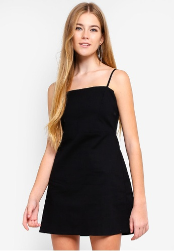 Supre black 90s Fitted Cami Dress 49855AA594C90AGS_1