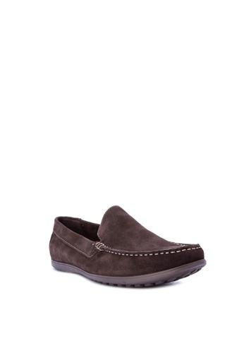 bdc8b6541bd Shop Rockport Bayley Venetian Loafers   Moccasins Online on ZALORA  Philippines