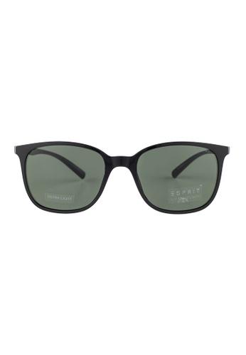 ESPRIT ESPRIT Wayfarer Black Sunglasses ET17923 ES374AC58GANMY_1