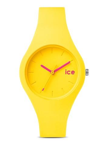 Iesprit專櫃ce Ola 矽膠圓錶, 錶類, 休閒型