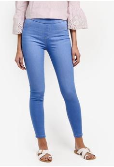 ace29964e445 Dorothy Perkins blue Ice Blue Eden Jeans (Short Fit) 5040EAA4E7F945GS 1