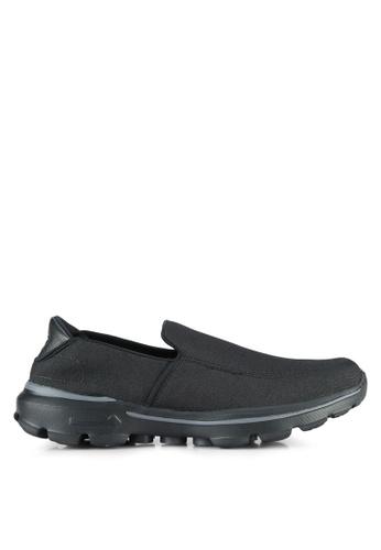UniqTee black Lighweight Slip-On Sport Shoes UN097SH0RS4KMY_1