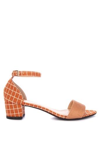 ec1de79f43ae Shop Primadonna Ankle Strap High Heels Online on ZALORA ...