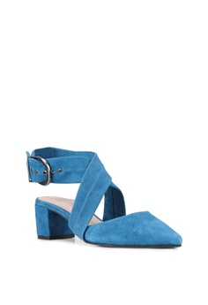 50% OFF House of Avenues Cross Strap Heels HK$ 979.00 NOW HK$ 489.00 Sizes  36