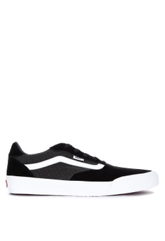 5f604d9a5ba VANS black Suede Canvas Palomar Sneakers 6E0BCSHE3259D1GS 1 15% OFF ...