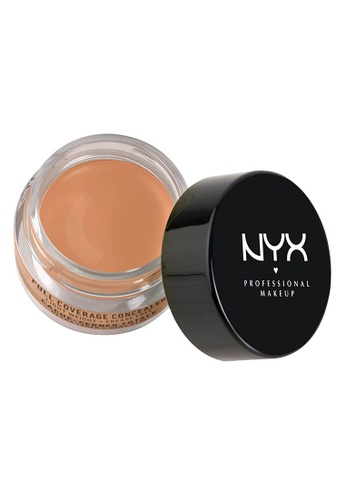 NYX Professional Makeup beige NYX Professional Makeup Concealer In A Jar - TAN 3438ABE014E54CGS_1