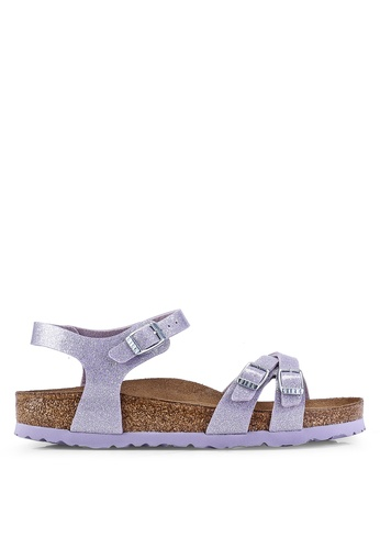 d4cb3f2bf Shop Birkenstock Kumba Magic Galaxy Soft Footbed Sandals Online on ZALORA  Philippines