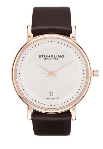 Casesprit台灣門市atorra 纖薄日期手錶, 錶類, 飾品配件