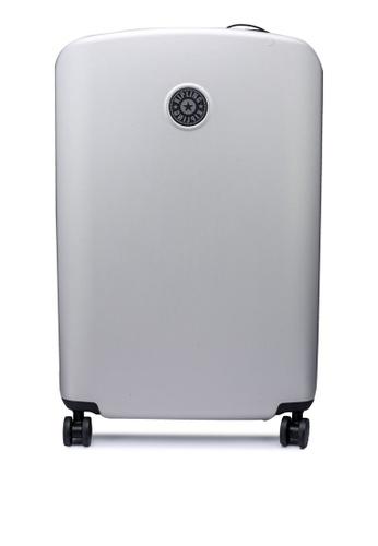 Kipling silver Curiosity Wheeled Luggage 414ECAC71F70A2GS_1