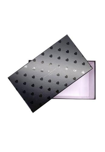 Klosh Gift Box - Black Hearts B76D9HL5EF312DGS_1