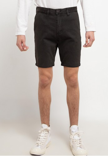 Billabong black Wave Wash Twill Shorts 28DCCAAF274330GS_1