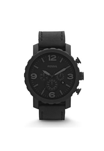 Foszalora 心得sil NATE時尚型男錶 JR1354, 錶類, 時尚型