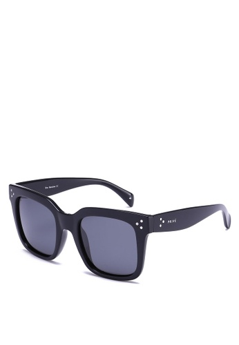 Privé Revaux black The Heroine Sunglasses PR660GL0RC3VMY_1