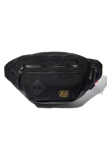 The Earth black Comfort 5l. Waist Bag - Black TH224SE56CAHSG_1