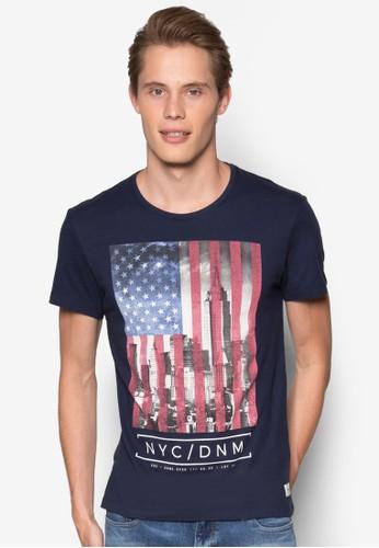 圖文設計T 恤esprit 尖沙咀, 服飾, 服飾