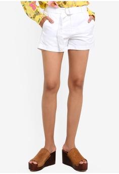 Buy WHITE SHORTS Online | ZALORA Singapore