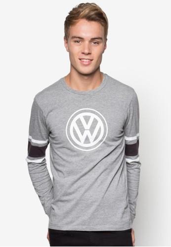 品牌色塊長袖衫, 服esprit hk飾, 服飾