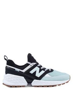 wholesale dealer f9740 785f8 New Balance black 574 Sport Lifestyle Shoes 00DF4SHBE28D09GS 1