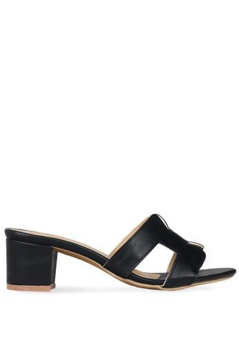 CLAYMORE black Sepatu Claymore WK - 01 Black CL635SH0V2OKID_1