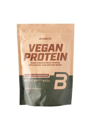 BioTechUSA Vegan Protein 500g - Chocolate Cinnamon 00C20ES3B0862DGS_1