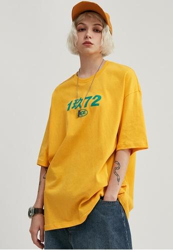 Twenty Eight Shoes Trend Printed Short T-Shirts 1185S20 226BFAA54C8CB5GS_1