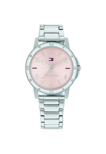 Tommy Hilfiger pink Tommy Hilfiger Pink Kid's Watch (1720013) 491FBKC54FF259GS_1