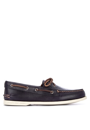 Sperry navy A/O 2 -Eye Orleans Loafers 297EBSHE6C9F67GS_1