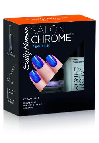 Sally Hansen purple Chrome Powder Kits - Chameleon 2627DBED2E5AF8GS_1