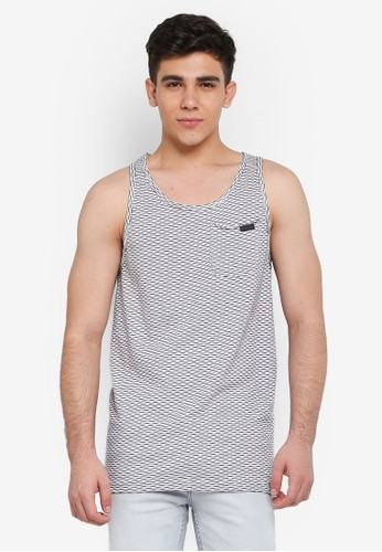 Indicode Jeans multi Poul Yarn Dyed Tank Top 6710EAA879DDB7GS_1