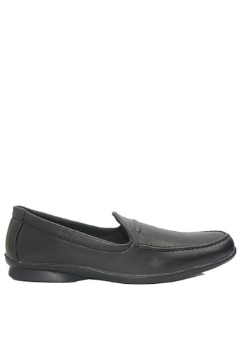 Dr. Kevin black Dr. Kevin Men Casual Shoes 13392 - Black EF656SHAD8C670GS_1