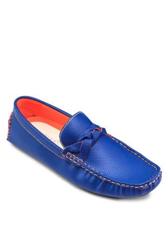 Pozalora 泳衣rtugal 暗紋仿皮船型鞋, 鞋, 鞋