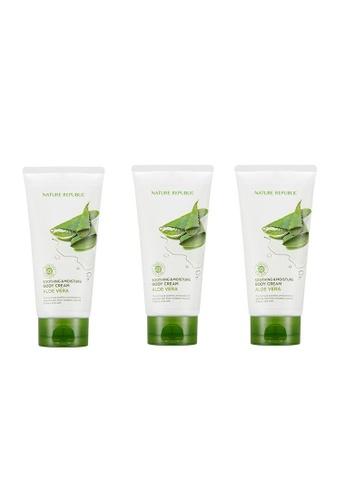 NATURE REPUBLIC Bundle 3 - Soothing & Moisture Aloe Vera Body Cream 150ml CF875BE65E71FAGS_1