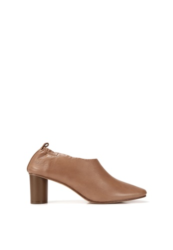 RABEANCO brown RABEANCO JUNTA Booties - Caramel 35869SH6D52DBAGS_1
