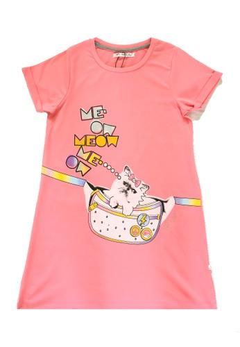 Miss Monique pink Dress 2F6FCKA2A91733GS_1