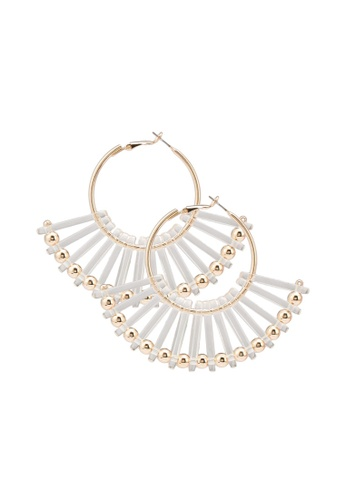 ALDO gold Sotha Pierced Earrings ABABFACDC7B93BGS_1