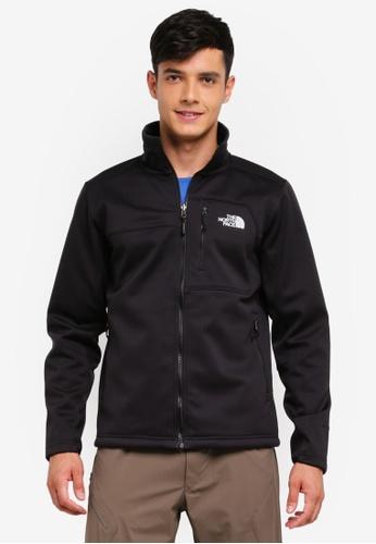 The North Face black TNF M Apex Risor Jacket - Ap TNF Black/TNF Black B8F10AAD0643F3GS_1