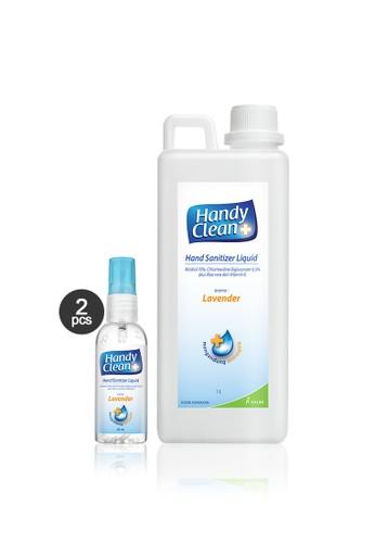 Handy Clean n/a Handy Clean - Travel Pack A7061ES221CC53GS_1