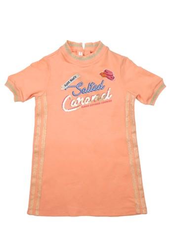 Gingersnaps pink Candy Town Dress Tarama 78458KA2EE833BGS_1