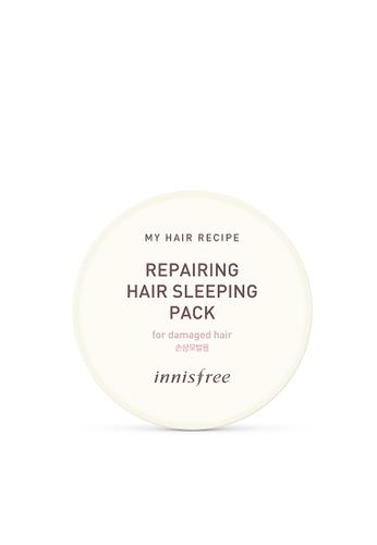 Innisfree Innisfree My Hair Recipe Repairing Overnight Pack 100ml B2011BEA91AD6EGS_1