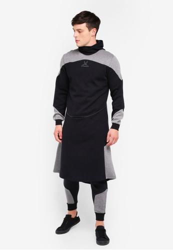 SYNDEED 黑色 Kurta 傳統服飾 BDB6AAA8E1F44CGS_1