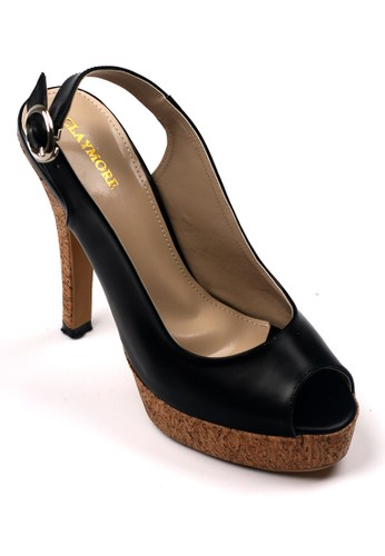 CLAYMORE black High Heels MZ - 907 Black CL635SH64AWDID_1