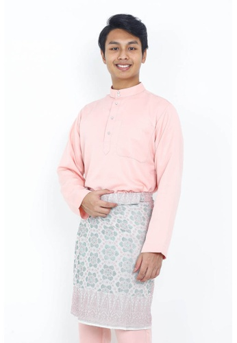 STARVILION pink Dominique Baju Melayu 1C389AA21B4B06GS_1