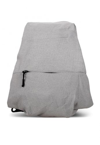 Timeless Manila grey Hansel Chest Bag 9E36EAC94AA4A7GS_1