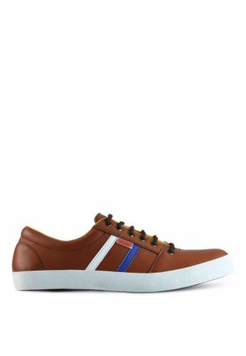 Sogno brown Sneaker Shoes GF.5602 E1158SHE2AA3BDGS_1