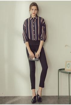 d193e50912b 64% OFF Eyescream Slim Fit Basic Pants S  54.90 NOW S  19.90 Sizes S M L